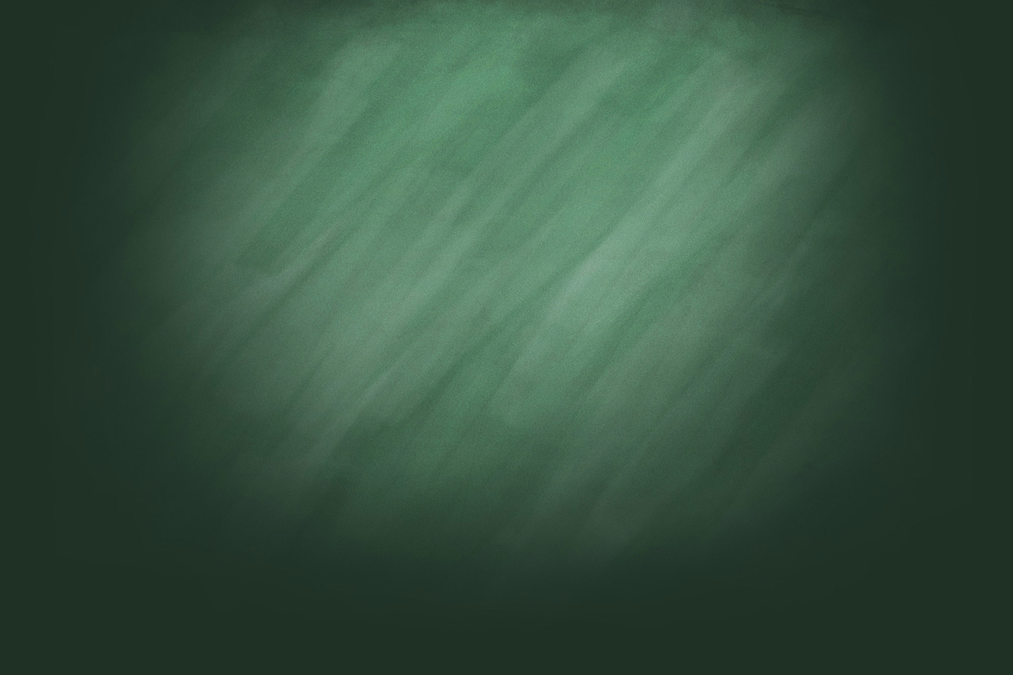 chalkboard background green