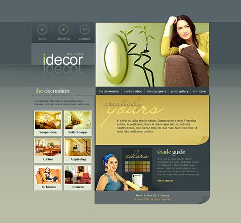Intretinere site firma mobila, amenajari interioare, mobilier