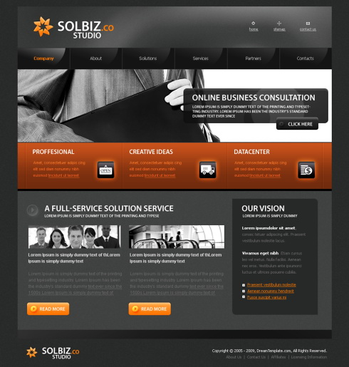 Web Design Ieftin propria ta afacere
