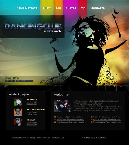 Realizare Site Online cluburi