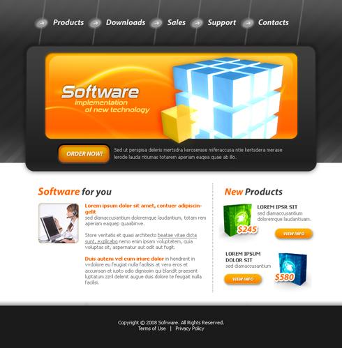 Realizare site