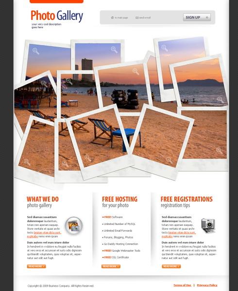 Pagini web fotografi profesionisti, fotografii, studio foto