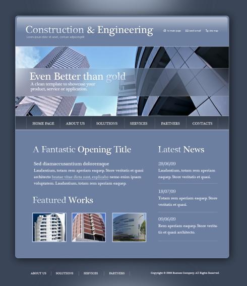 Realizare Site Online firma constructii