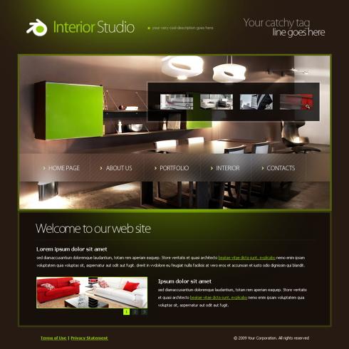 6022 interior furniture website templates dreamtemplate. Black Bedroom Furniture Sets. Home Design Ideas