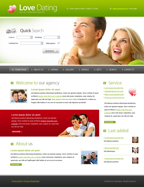i love dating website Are you looking for a new partner, the great love or just for a little flirt with ilove, the online dating community, it is easier than ever to get what you want ilove will help you find your perfect match.