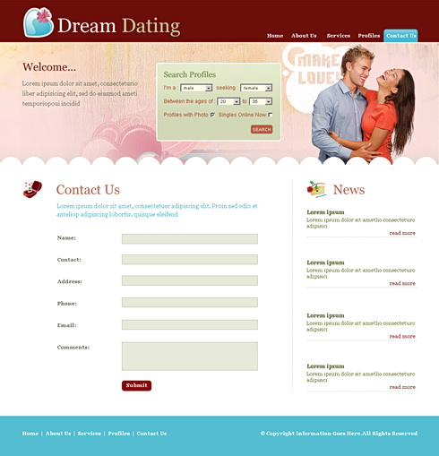 Free dating websites professionals